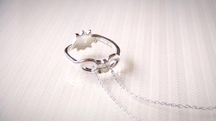 東京工房から誕生した手作り婚約指輪