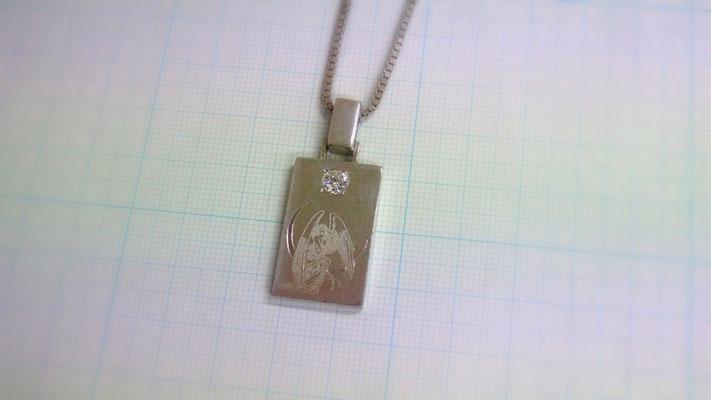 ダイヤモンドペンダント・ネックレス