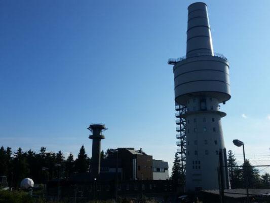 Turm auf dem Hohen Bogen Sektor F