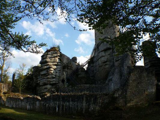 Ruine Weißenstein