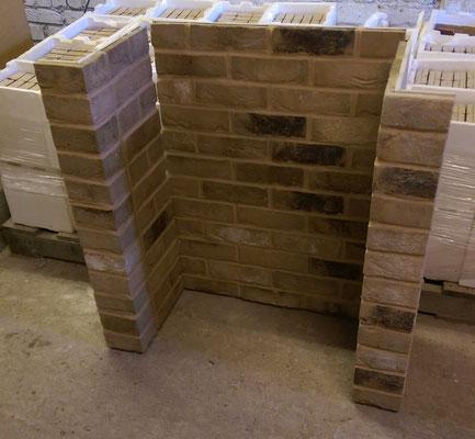 Ledbury fireplace chamber with side returns_pre-install