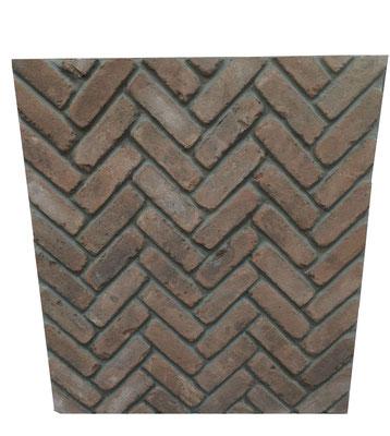 Retro Barn Stock back panel in Herringbone pattern_pre-install