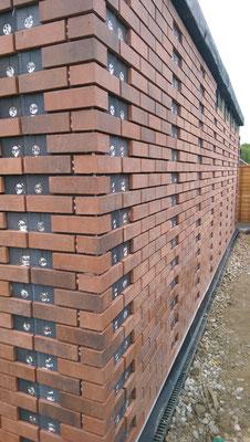 Brick Cladding Sytems Brick Bond Solutions