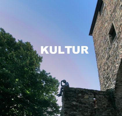 Ahrweiler Stadtmauer Niedertor mit Mauerspäher