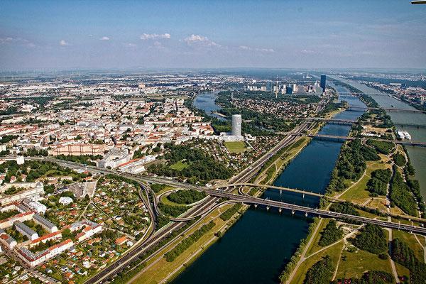 Hubschrauberflug Wien