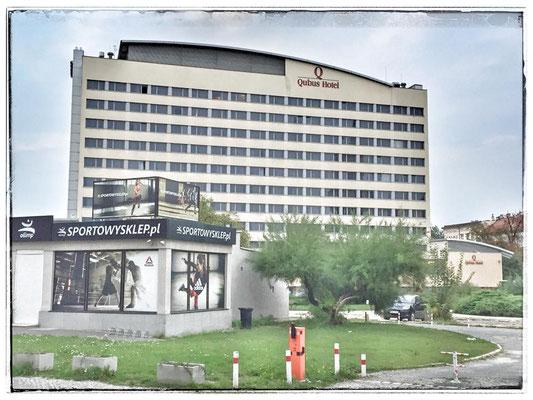 Unser 4-Sterne Hotel in Legnica