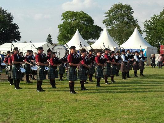 Schottisches Festival