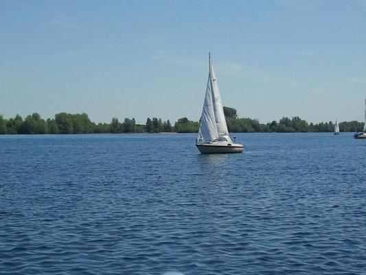 Segelboote Nordsee 01