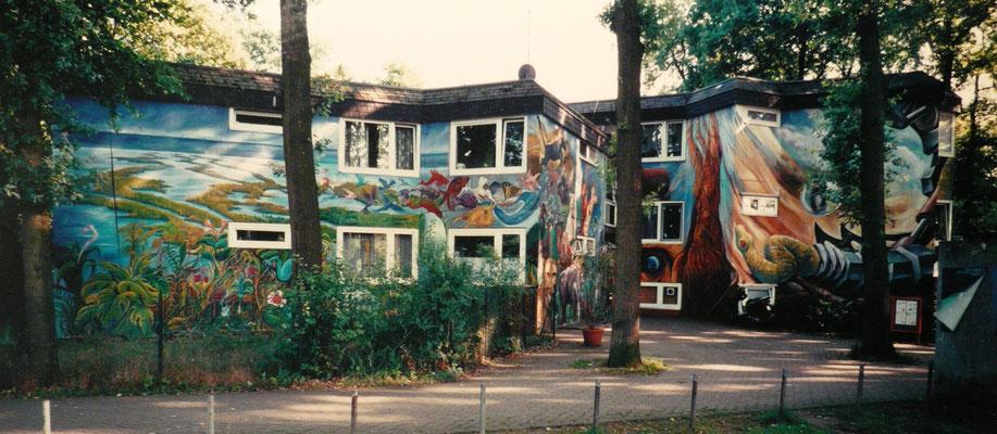 Mural Global Allwetter Zoo Münster 2001