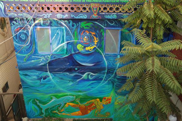 "Korea Residence Projekt ""The beat modulation beetween art and myth"" 2014"