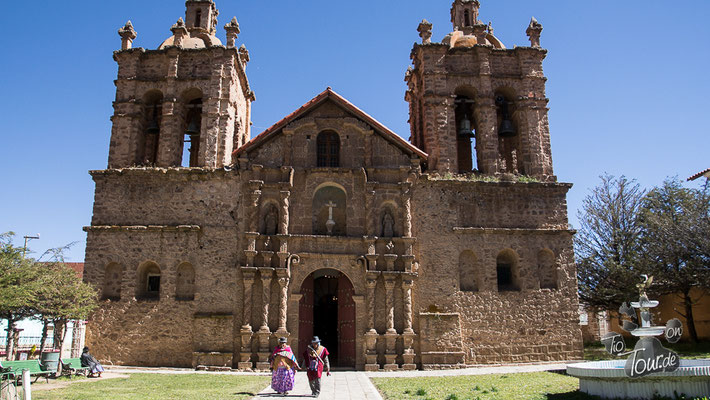 Sica Sica - Kathedrale Fernando Soria