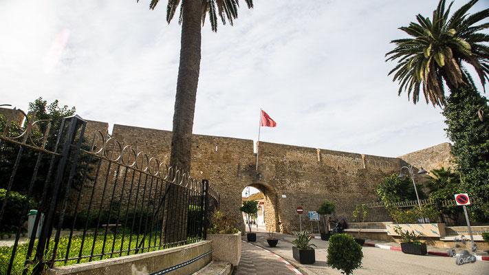 Asilah Stadtmauer
