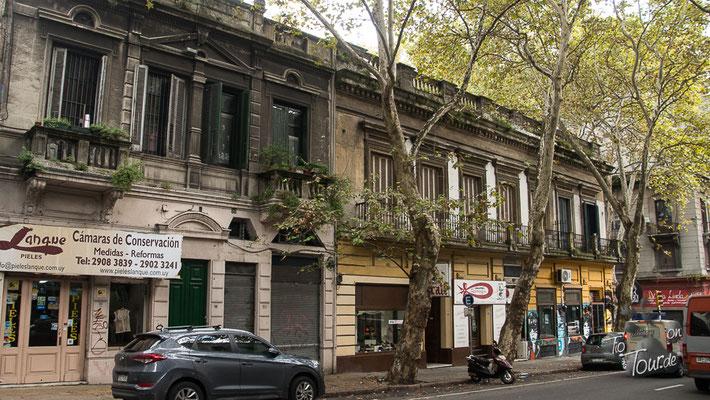 Montevideo - Stadtansichten
