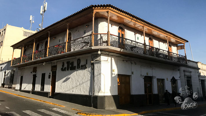 Arequipa - Stadtansichten