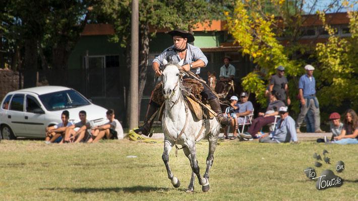 Gaucho-Fest in Gregorio Aznárez