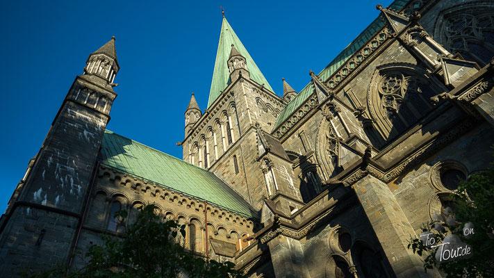 Trondheim - Nidaros-Kathedrale