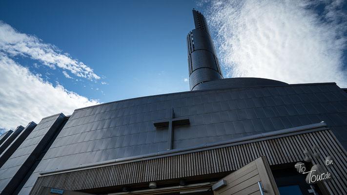 Alta - Nordlichtkathedrale
