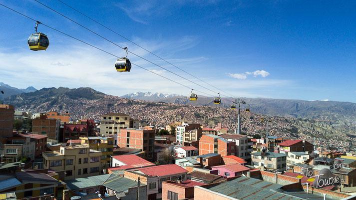 La Paz - El Teleférico