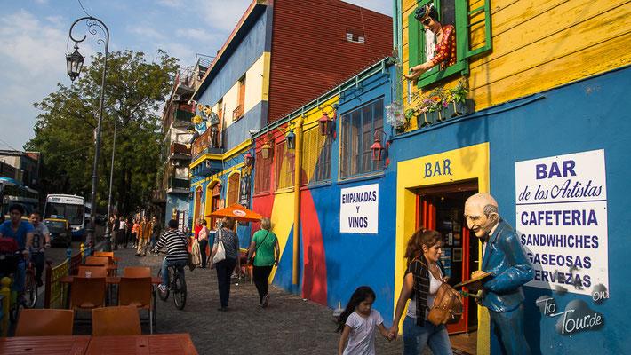 La Boca - Künstlerviertel