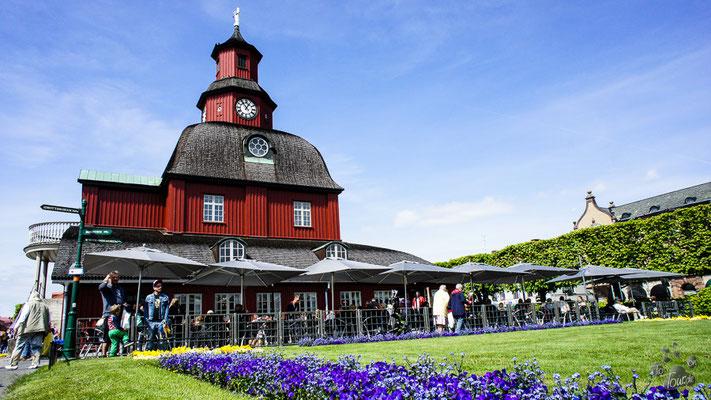 Lidköping - Jagdschloss am Stortorg