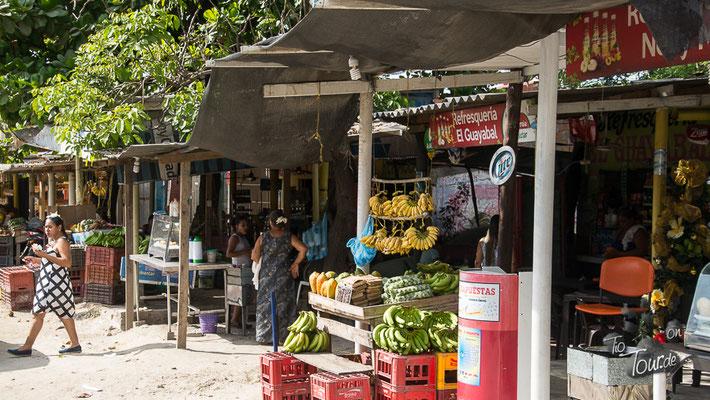 Barranquilla - Straßenstände