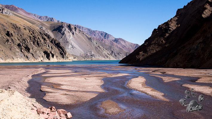 La Laguna am Agua Negra