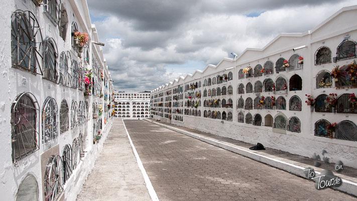 Cementerio Tulcán