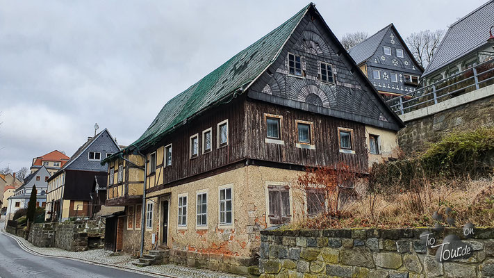 ehemalige Blumenfabrik Sebnitz