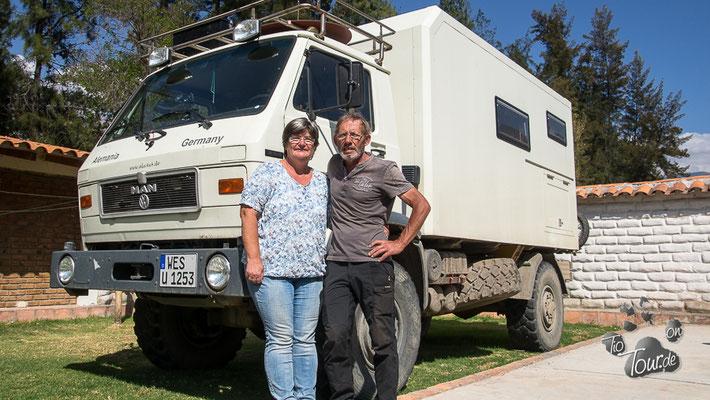 Sabine und Ulrich aus Wesel