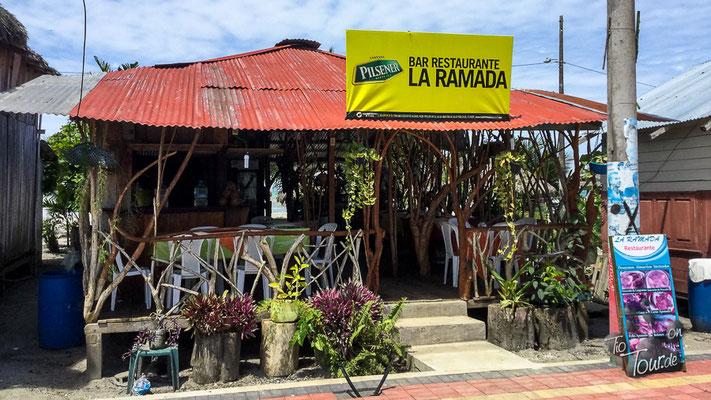 Las Peñas, Restaurante La Ramada
