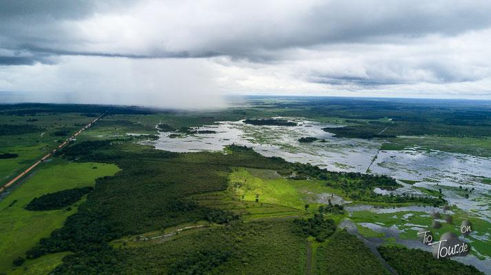 Pantanal - aus Drohnensicht