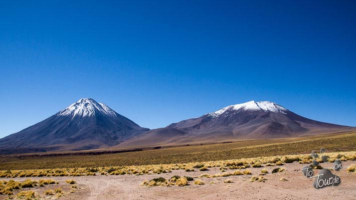 Paso de Jama - Vulkan Licancabur