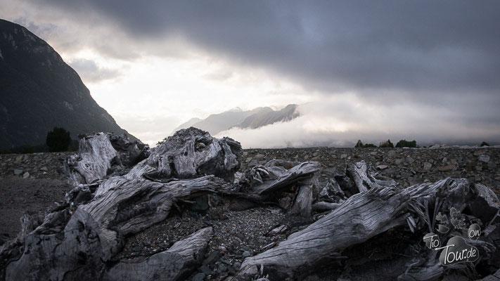 Chaitén, der mystische Strand