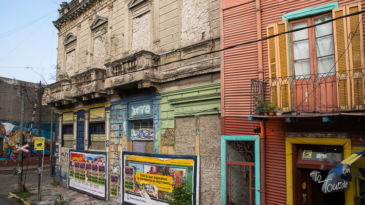 La Boca, Künstlerviertel