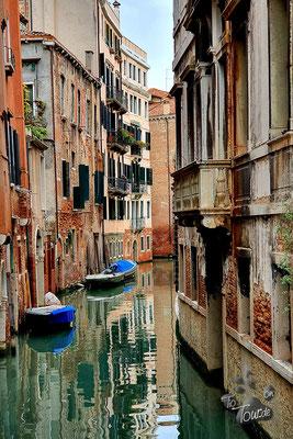Venedigs Kanäle...