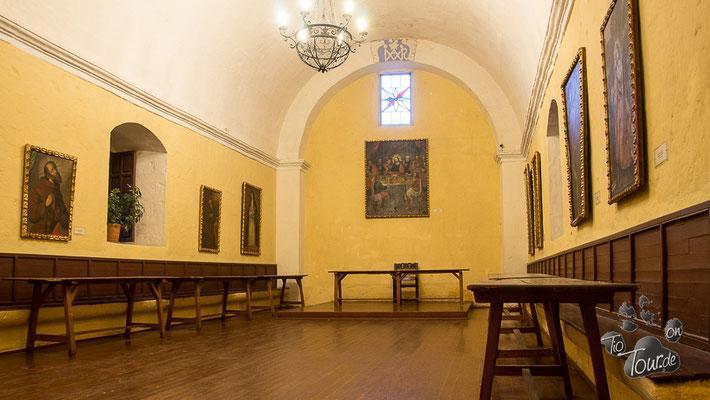 Arequipa - Kloster Santa Catalina - Refektorium