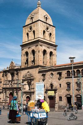 La Paz - Kathedrale San Francisco