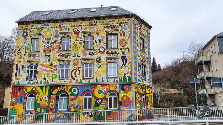 afrikanische Kunst in Sebnitz