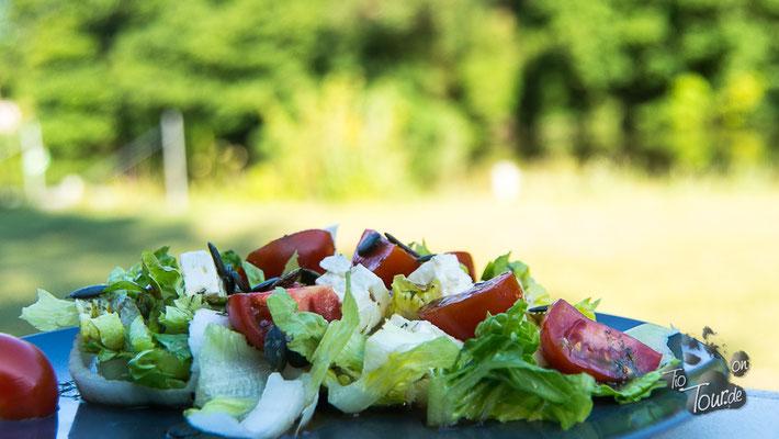 Gesunde Luft - gesundes Essen