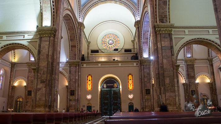 Cuenca - Catedral Inmaculada Concepción
