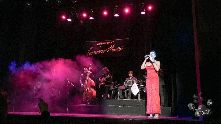 Homero Manzi - Tango-Show