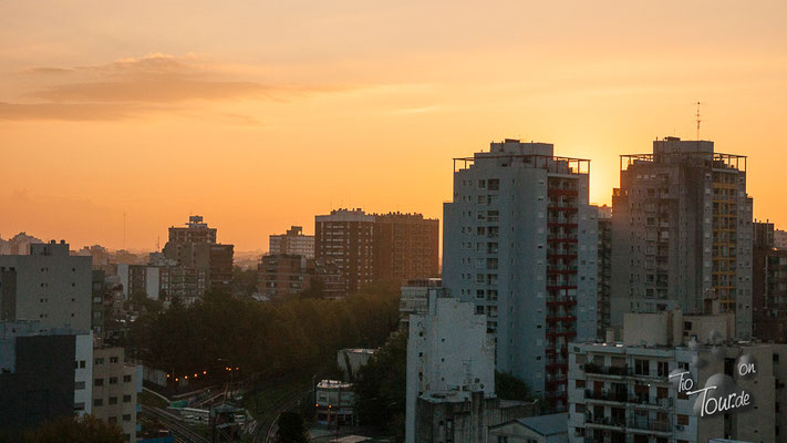 Buenos Aires, Stadtansichten...
