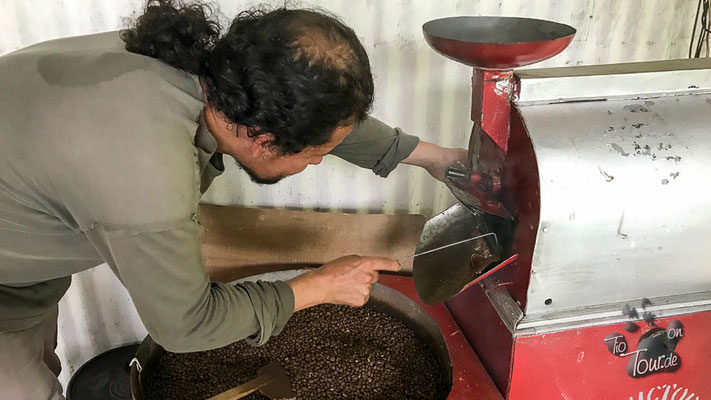 "Minca - Kaffeeplantage ""La Victoria"""