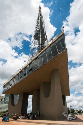Brasilia - Fernsehturm