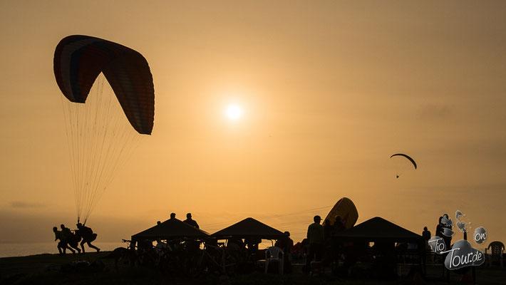 Lima - Paraglider