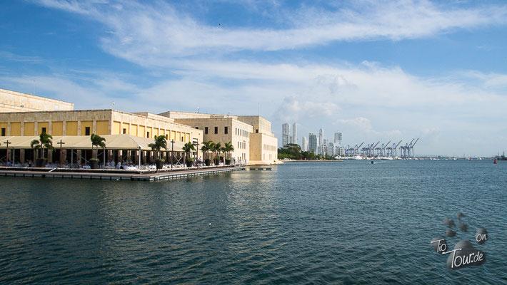 Cartagena - Hafenrestaurant