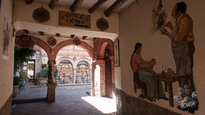 Cusco - Stadtrundgang