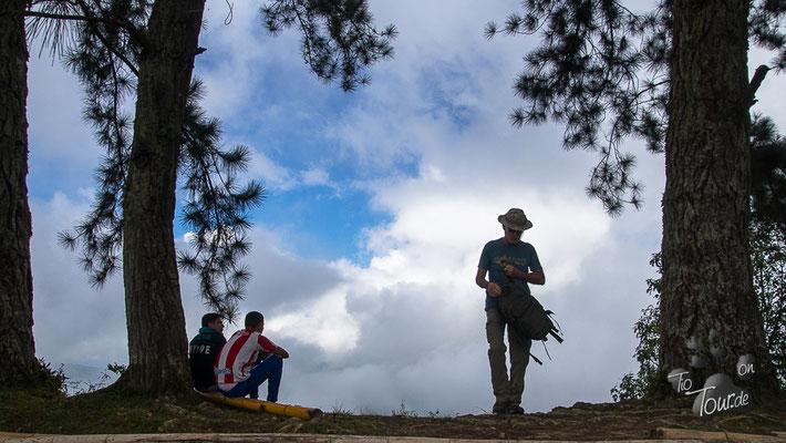 Minca - Aussicht von Los Piños