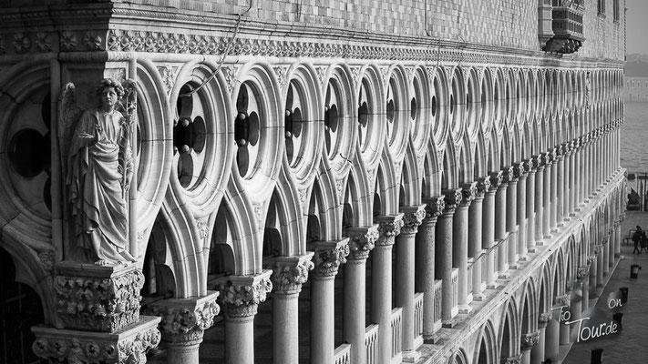 Piazza San Marco - Dogenpalast