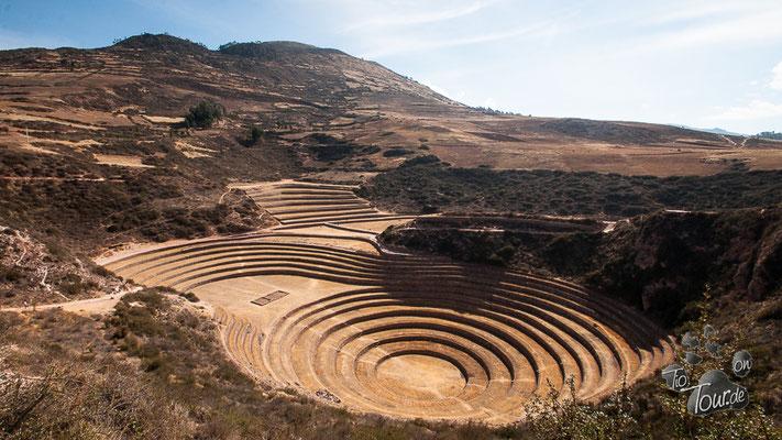 Inka-Anlage Moray